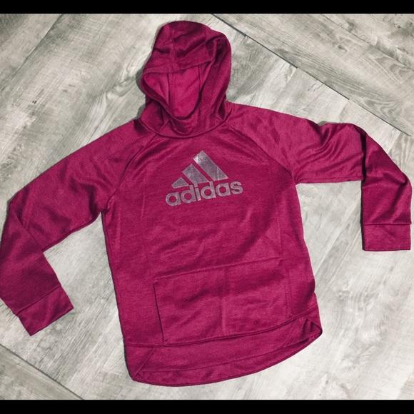 adidas hoodie youth xl
